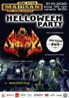 Halloween party в Madisan