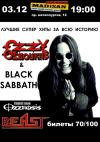 Ozzy OSBOURNE tribute by BEAST